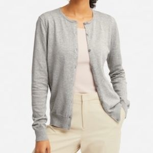 Grey H&M cardigan
